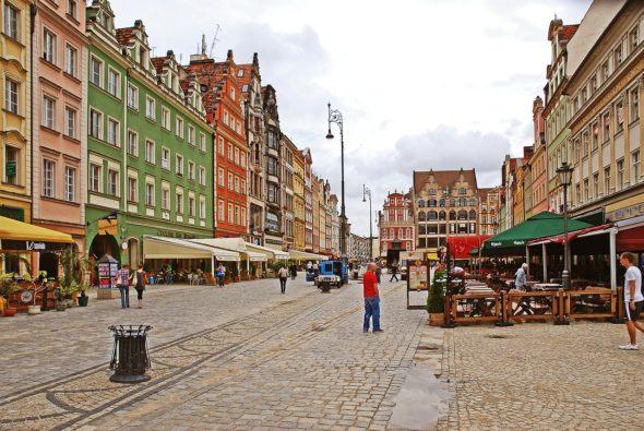 Wrocław Pixabay