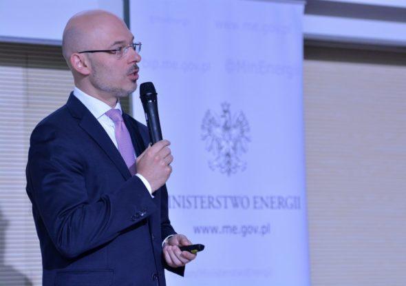 Fot.: Twitter/Ministerstwo Energii, wiceminister energii, Michał Kurtyka