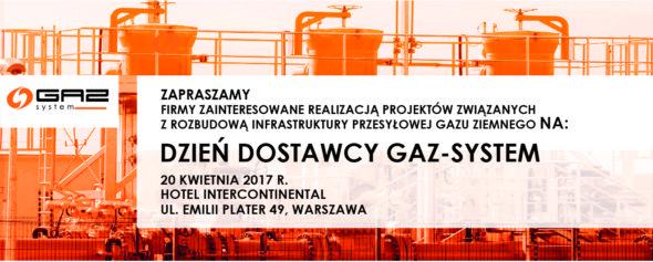 Dzień Dostawcy Gaz-System