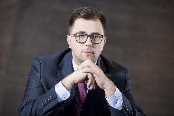 Prezes zarządu Grupy Tauron, Filip Grzegorczyk