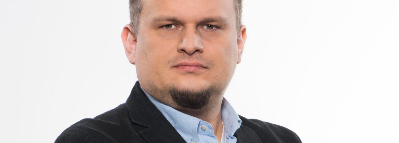 Michał Szczęsny. Fot. Exatel