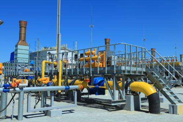 Turkish Stream, gaz