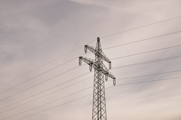 linie energia elektryczna
