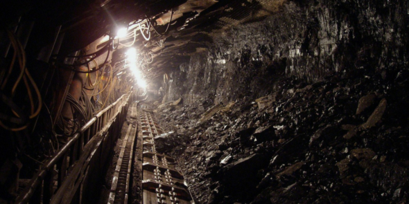 Węgiel kopalnia