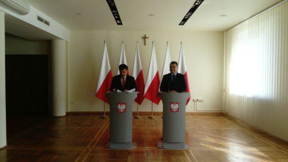 Mariusz Orion Jędrysek, Grzegorz Tobiszowski