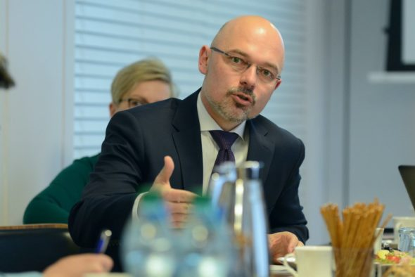 Michał Kurtyka, fot. Ministerstwo Energii