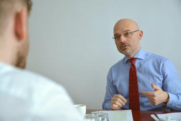 Michał KKurtyka, wiceminister energii