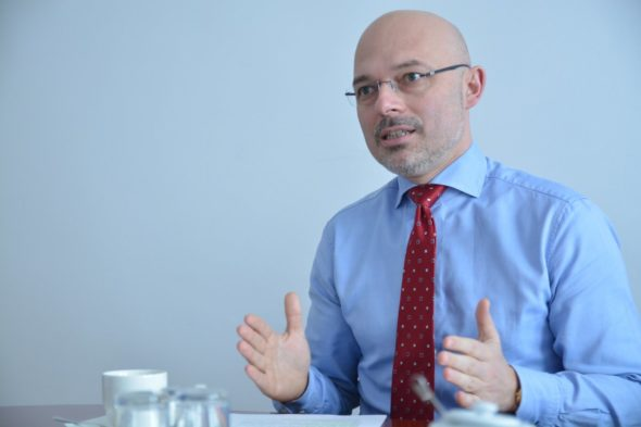 Michał Kurtyka, wiceminister energii