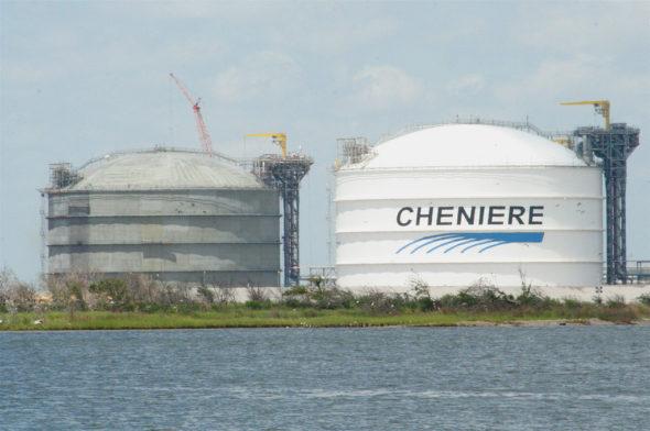 Cheniere Sabine Pass LNG