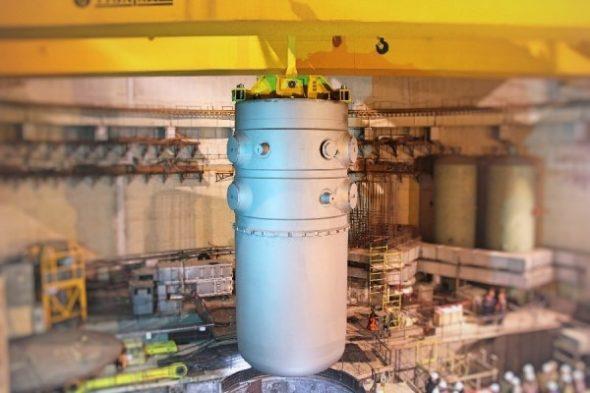 Elektrownia Ostrowiec blok Atomstrojprojekt