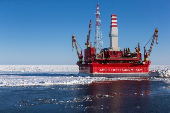 Arktyka Gazprom Nieft