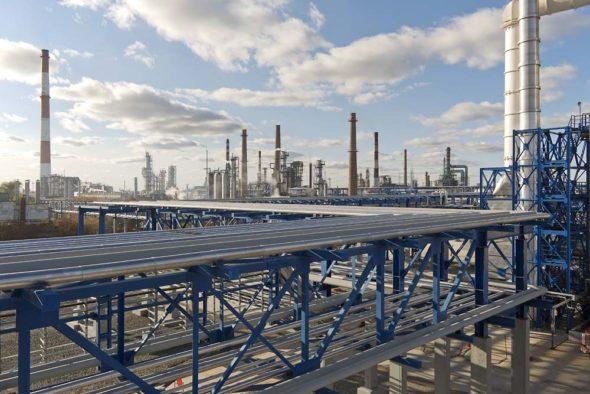 ropa Gazprom Nieft