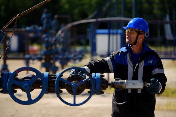 Gazprom Nieft