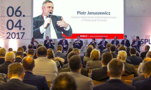 Polskie Forum Cyberbezpieczeństwa CYBERSEC PL, fot. twitter.com/CYBERSECPL