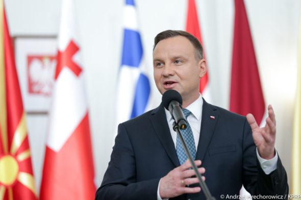 Andrzej Duda fot Andrzej Hrechorowicz KPRP