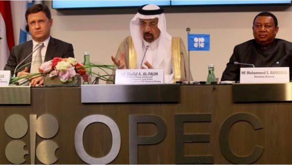 OPEC non-OPEC