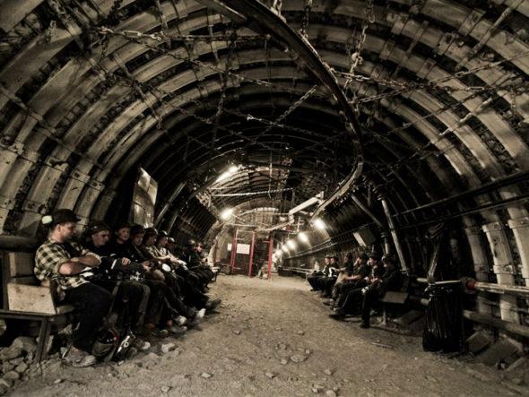kopalnia górnictwo