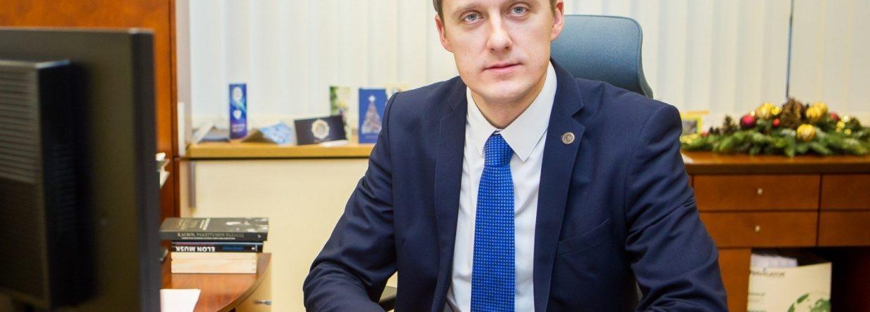 Zygumantas Vaiciunas. Fot. Ministerstwo Energetyki Litwy