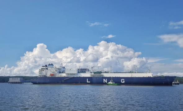 Statek LNG