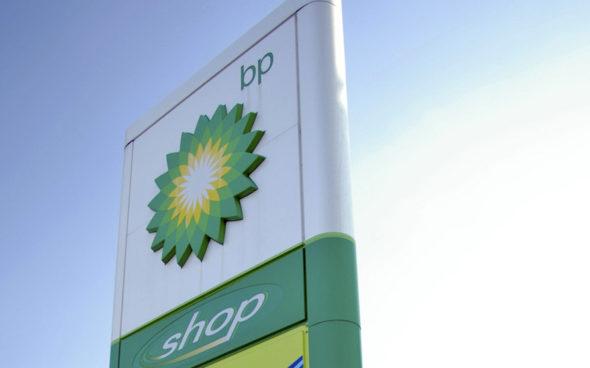 BP stacja paliw
