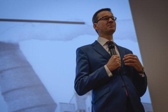 Morawiecki konferencja
