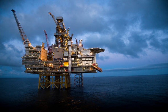 Photo_ Ole Jørgen Bratland _ Statoil – Statoil – Gina Krog field in the North Sea – 1457600(1)