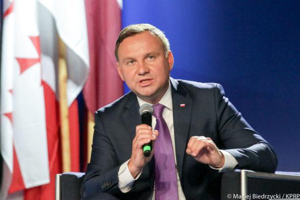 Andrzej Duda Krynica Forum