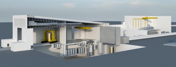 Small Module Reactor SMC