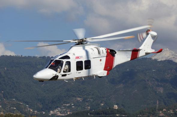 AW169 EMS
