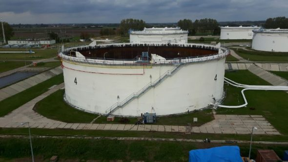 pern baza Płock rafineria Orlen
