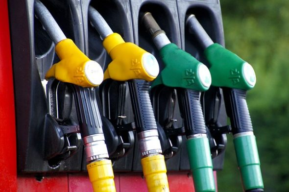 Paliwo diesel benzyna