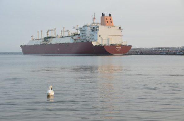 świnoujście LNG terminal