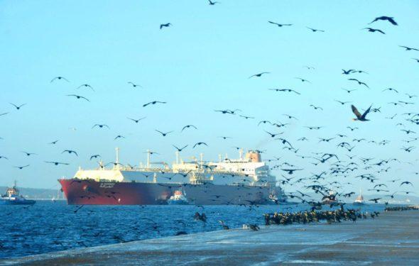 LNG Katar