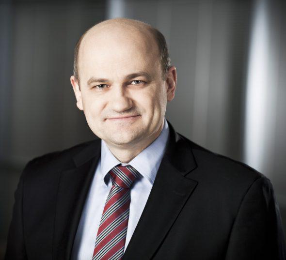 Sławomir Żygowski, Prezes GE Power  w Polsce. Fot. GE