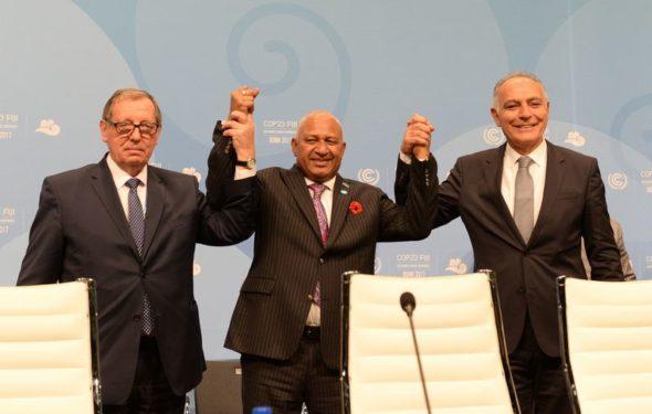 W Bonn rozpoczął się 23. szczyt klimatyczny ONZ, czyli COP23. Fot. Ministerstwo Środowiska