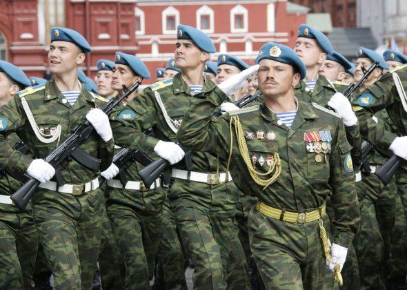 Rosyjska armia wojsko Rosja