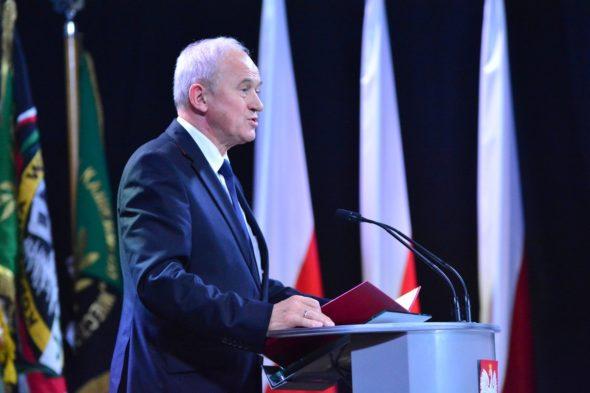 Minister Energii, Krzysztof Tchórzewski. Fot. Ministerstwo Energii