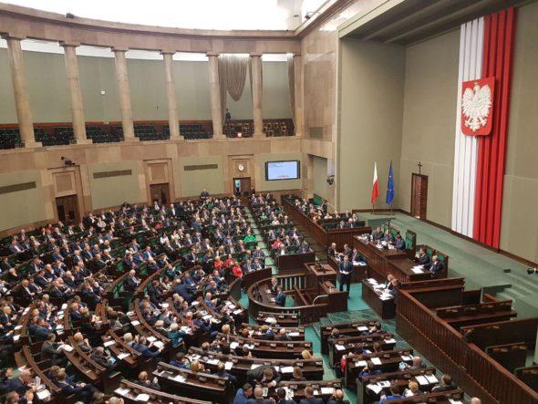 Sejm RP. Fot. BiznesAlert