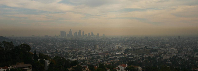 Smog w Los Angeles. Fot. Flickr