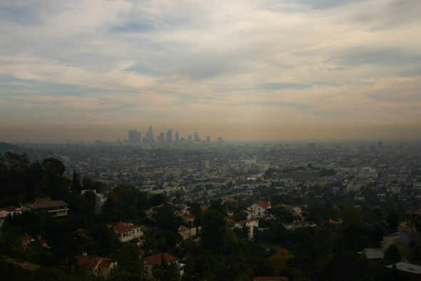 Smog Los Angeles. Flickr.com