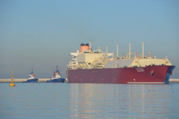 Al Gattara metanowiec LNG