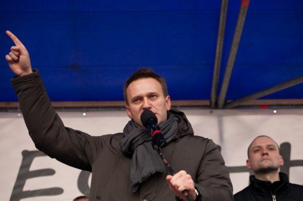 Aleksiej Nawalny Flickr
