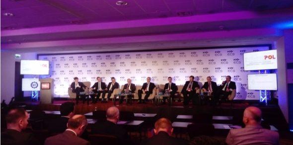 """W ramach konferencji Powerpol odbył się panel """"Gaz w polityce energetycznej Polski""""."""
