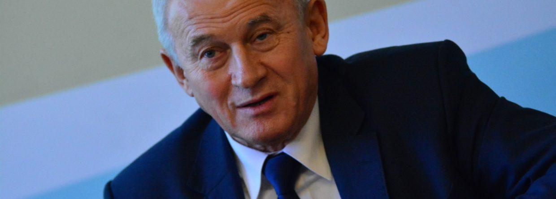 Minister Energii Krzysztof Tchórzewski, Fot. Ministerstwo Energii