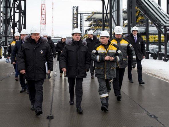 Sieczin Putin Miedwiediew