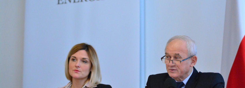 Minister energii Krzysztof Tchórzewski. Fot. Ministerstwo Energii