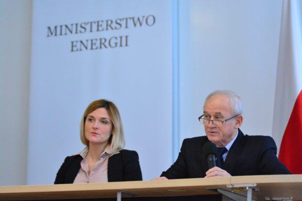 Tchórzewski ministerstwo energii