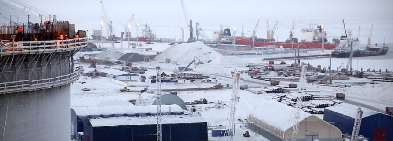 Yamal LNG. Fot. Total