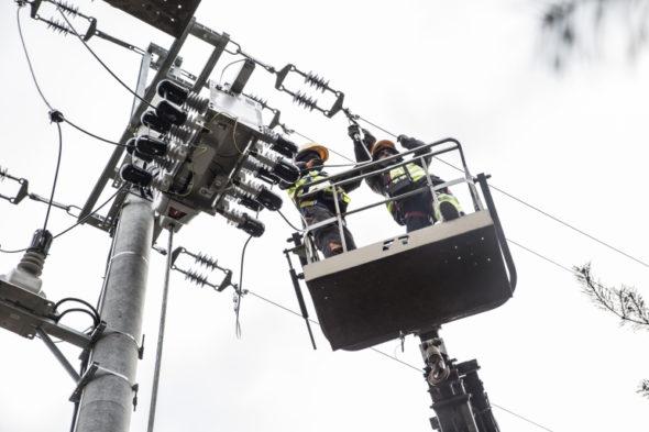 energetyka kable PGE