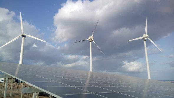 Photo BiznesAlert.pl, parcs éoliens, oze, éolien